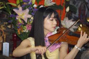 バイオリン、